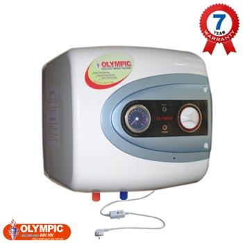 Bình nóng lạnh Olympic Nova-T 15L (Chống giật, Đồng hồ)