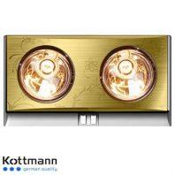 Đèn sưởi nhà tắm Hans Kottmann K2B-G