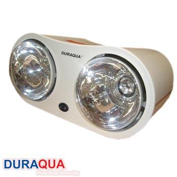 Đèn sưởi phòng tắm Duraqua DBA1C