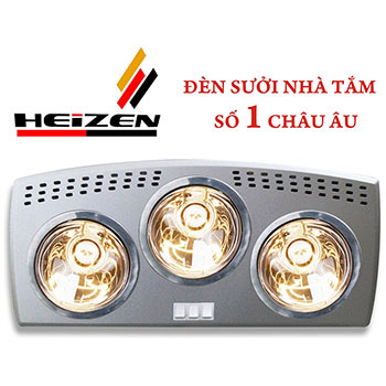 Đèn sưởi nhà tắm Heizen HE-3B176