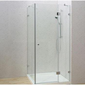 Vách tắm kính theo yêu cầu NP – Bộ góc