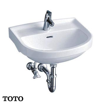 Chậu rửa treo tường TOTO LT210CTR