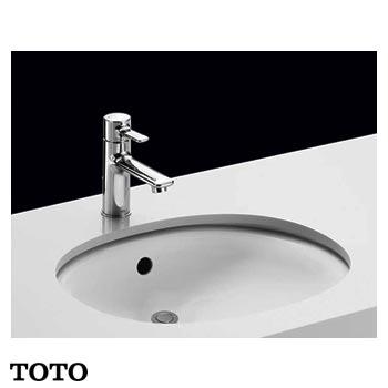 Chậu rửa âm bàn TOTO LT764