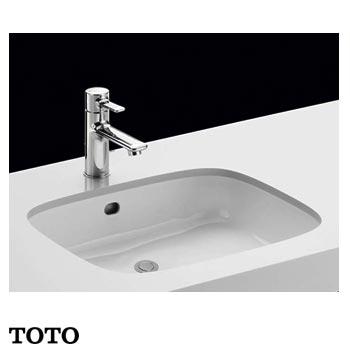 Chậu rửa âm bàn TOTO LT765