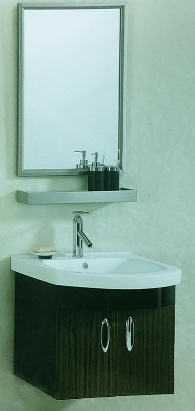 Bộ tủ chậu inox SENLI S620B
