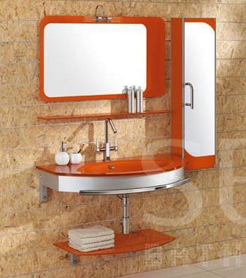 Bộ tủ chậu kính SENLI T1030A