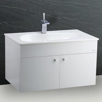 Tủ chậu rửa mặt Caesar LF5036+EH780V