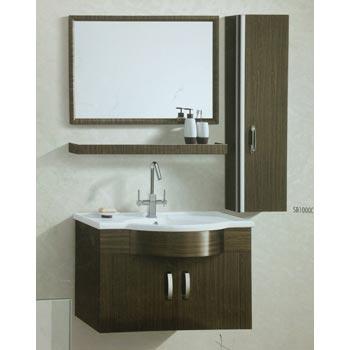 Bộ tủ chậu inox SENLI S900C