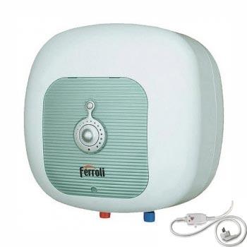Bình nóng lạnh Ferroli Cubo siêu tốc 30L (Nóng nhanh Chống giật)