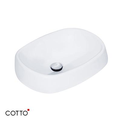 Chậu đặt bàn COTTO C02517