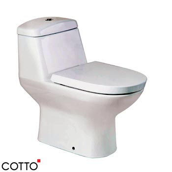 Bồn cầu két liền COTTO C1113