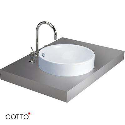Chậu đặt bàn COTTO C00027
