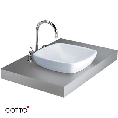 Chậu đặt bàn COTTO C0003