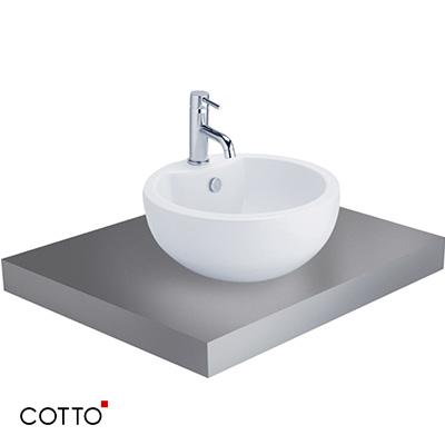Chậu đặt bàn COTTO C0007