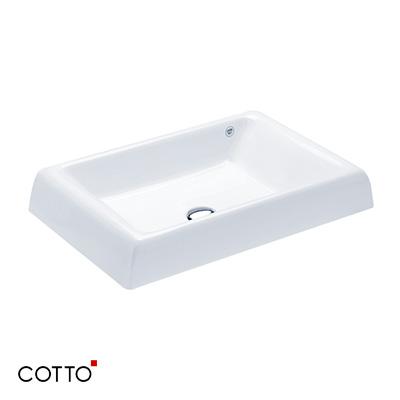 Chậu đặt bàn COTTO C00247