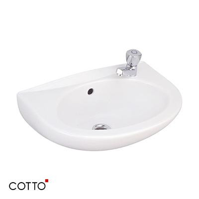 Chậu rửa treo tường COTTO C005