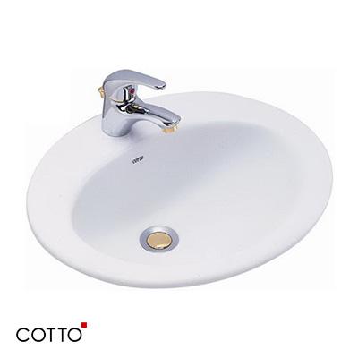 Chậu rửa âm bàn COTTO C029