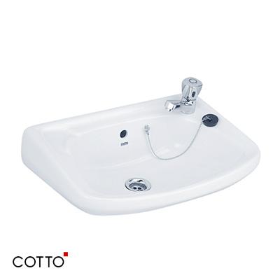 Chậu rửa treo tường COTTO C002