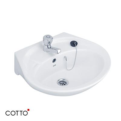 Chậu rửa treo tường COTTO C013