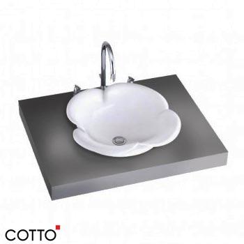 Chậu đặt bàn COTTO C0004