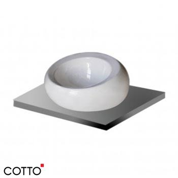 Chậu đặt bàn COTTO C00167