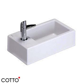 Chậu đặt bàn COTTO C0031
