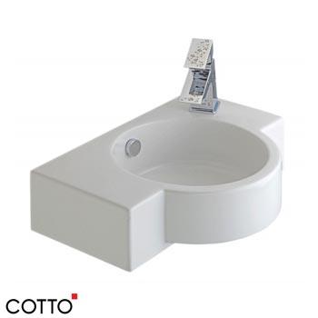 Chậu rửa Cotto với thiết kế tinh tế, đẹp mắt