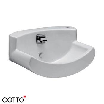 Chậu rửa treo tường COTTO C00997