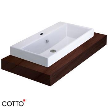 Chậu đặt bàn COTTO C0900