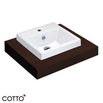 Chậu đặt bàn COTTO C0901