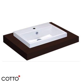 Chậu đặt bàn COTTO C0902