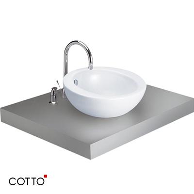 Chậu đặt bàn COTTO C02507