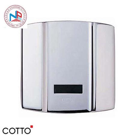 Van xả cảm ứng tiểu nam Cotto CT480AC/DC