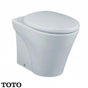 Bàn cầu đặt sàn TOTO CW824PJ (Nhập khẩu Indonesia)