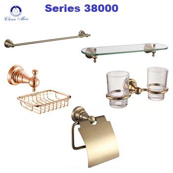 Bộ phụ kiện phòng tắm CleanMax series 38000