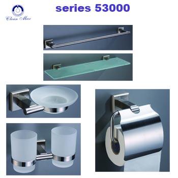 Bộ phụ kiện phòng tắm CleanMax series 53000