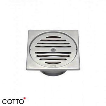 Ga thoát sàn Cotto CT647Z1P (Φ60)