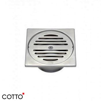 Ga thoát sàn Cotto CT647Z3P (Φ90)