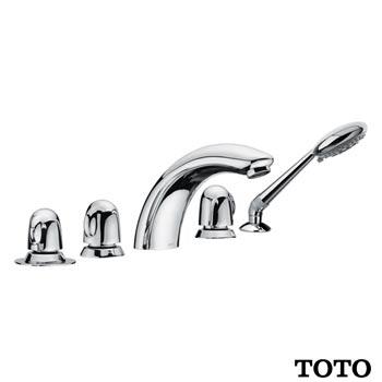 Vòi xả bồn nóng lạnh kèm sen tắm TOTO TX448SFBR