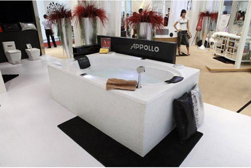 Bồn tắm massage Appollo chính hãng