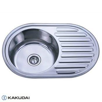 Chậu rửa bát inox 304 KAKUDAI 7750