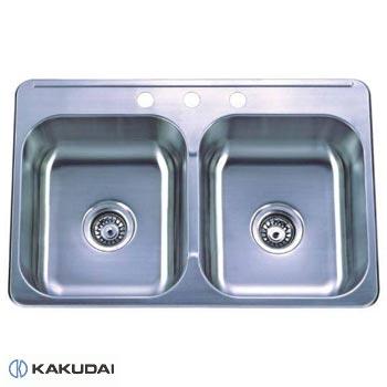 Chậu rửa bát inox 304 KAKUDAI 7952