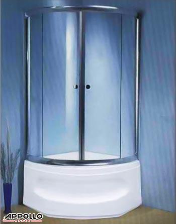 Phòng tắm vách kính Appollo Super 1