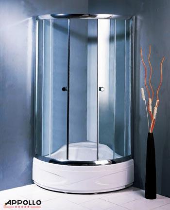 Phòng tắm vách kính Appollo Super 3
