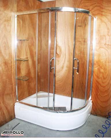 Phòng tắm vách kính Appollo TS-205