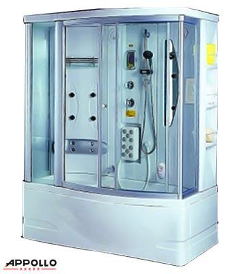 Phòng xông hơi Appollo A-0830S (Xông ướt, Massage, Sục khí)