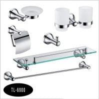 Bộ phụ kiện phòng tắm 6 món Tùng lâm TL-6900