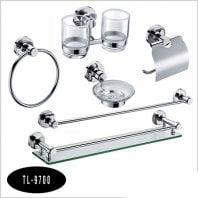 Bộ phụ kiện phòng tắm 6 món Tùng lâm TL-9700