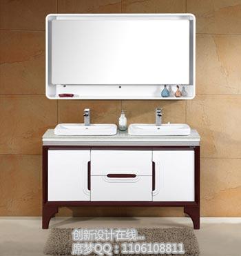 Bộ tủ chậu cao cấp HKXimor X-068