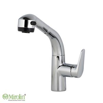 Vòi rửa bát nóng lạnh Hàn Quốc Mirolin MK-504